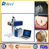 Bewegliche CO2 Laser-Markierungs-Gravierfräsmaschine-Laser-Markierung