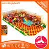 子供の屋内迷路公園の運動場装置