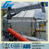 Gru della piattaforma dell'imbarcazione dell'unità di forza idraulica