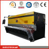 Máquina que pela de la placa de la guillotina del CNC del metal de hoja