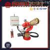 Control eléctrico de agua de incendio fijo monitor con precio de fábrica
