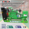 러시아에 세륨 ISO 기준 50kw 천연 가스 발전기 세트 수출