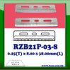 Rasoio Blade con Protective Shield per Eyebrow Trimmer (RZB21P-03-8A)