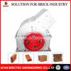 Triturador de martelo do tijolo da argila com vídeo de trabalho