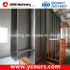 Pp Plate Maded Powder Coating Booth con Large Cyclone