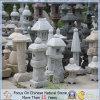 Various fait sur commande Size Granite Stone Lantern comme jardin Ornament