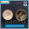 新しいデザイン低価格の熱い販売の銅のジーンズボタン