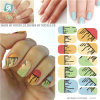 Nails Tattoo Stickers를 위한 Kh003A/New 2014년 Unique Design Full Cover Nail Tools Transfer Foils
