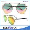 De nieuwe Zonnebril Van uitstekende kwaliteit van het Metaal van de Manier van de Ontwerper Deklaag Met een laag bedekte