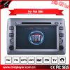 De Speler van de auto DVD voor GPS van FIAT Stilo Touchscreen van TV HD van de Peul van de Navigatie