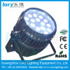 Im Freien18*10w Waterproof LED PAR Stage Light