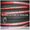 Wire en acier Braided Rubber Steam Hose avec la température élevée