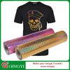 Qingyi soddisfa il vinile di scambio di calore dell'ologramma per la maglietta