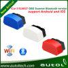 Le module de balayage de code diagnostique d'interface du plus défunt module de balayage d'Icar3 WiFi Elm327 OBD pour le PC d'androïde d'iPad d'iPhone d'IOS