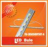 IP68 0.5m Aluminium dat Blauwe Stijve LEIDENE van Stroken Lichte Staaf huisvest