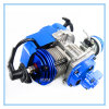 Ar-Cooling 49cc Engine do cavalo-força 2-Stroke com Carburetor Kit/Full Circle Crankshaft/Carbon Fibre Valve Reed