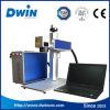 Миниая машина цветного обозначения лазера волокна металла 20With50W для сбывания