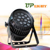 18 * 10W RGBW 4in1 del zumbido LED PAR Can disco de la luz