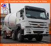Carros resistentes del mezclador concreto de 8cbm Sinotruk HOWO