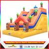 Glissière gonflable gonflable de rebondissement de jouets de glissière d'escalier de glissière d'eau pour le carnaval