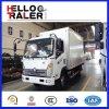 Sinotruk 4X2 Camião basculante pequeno Camião leve com carga 6ton Light Box Truck