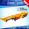 telaio terminale del rimorchio 3-Axle/contenitore/della porta rimorchio camion semi
