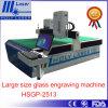 inscription de laser de commande numérique par ordinateur de 1300*2500mm et prix de grande taille de machine de gravure