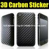 1.52*30m 3D Black Carbon Fiber Vinyl Car DIY Wrap Sheet Roll Film Sticker