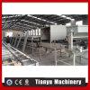 De productie van Broodje die van de Tegel van het Metaal van India het Steen Met een laag bedekte Machine vormen