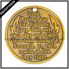 Insigne mol en métal d'émail, insigne en alliage de zinc de médaille d'or (BYH-10845)