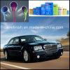 Refinish automatico 2k Black Solid Color Automotive Paint