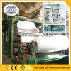 Professionelle Kleinseidenpapier-Maschine/Toilettenpapier, das Pflanze bildet