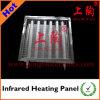 El panel infrarrojo de la calefacción