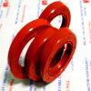 Selos do óleo do Tc para o motor/NBR, alta velocidade de FKM//40*55*8/personalizado