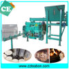 Automatique Biomass Piston Wood Sawdust Briquette Press Machines Plant