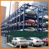 Mutrade vier Pfosten-Ablagefach-Aufzug-Auto-Höhenruder der Fußboden-vier