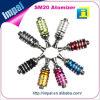 Mini Colored Electronic Cigarette Vaporizer Sm20 E Cig Atomizer para Wax EGO/510 Threads
