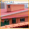 De kleurechte Tegel van het Dak van de Hars van pvc voor het Materiaal van het Dak van het Huis