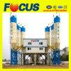 grande cimento 120m3/H e planta de mistura concreta para a construção de estradas