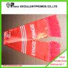 Kundenspezifischer Zeichen-fördernder Silk Schal (EP-W9170)