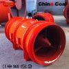 Ventilador de ventilação de fluxo axial de tunelamento de mineração 2950 R / Min