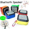 De zonne Spreker Bluetooth van Keychain van de Last Openlucht Waterdichte (CH-365B)