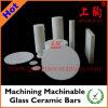 Het machinaal bewerken van de Machinebewerkbare Ceramische Staven van het Glas