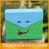 Коробка подарка симпатичного бумажного картона коробки шаржа упаковывая