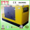 generador silencioso del diesel de la potencia del motor de 30kw Weifang