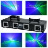 Verlichting van de Disco van de Partij van het Huis van de Laser van vier de HoofdGB Lichte