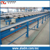 Mg Alloy Extrusion Cooling Tables in Aluminum Extrusion Machine