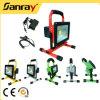 20W Portable Rechargeable LED Flood Light