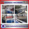 Máquina de la protuberancia de la hoja de la onda del PVC del precio bajo