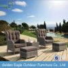 Отдых Style Chair с PE Rattan и Aluminum